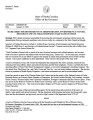 Easley, Michael. Press Release, 2001-01-22, Secretaries for Departments of Administration,...