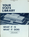 Your state library: what it is, what it does