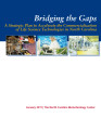 Bridging the gaps : a strategic plan to accelerate the commercialization of life science...